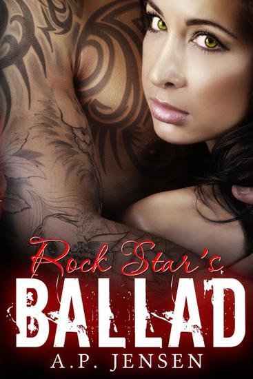 Rock Star's Ballad - White Mist Series #3 - cover