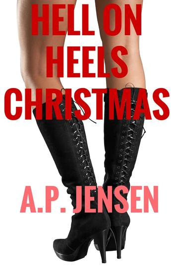 Hell on Heels Christmas - White Mist Series #1 - cover
