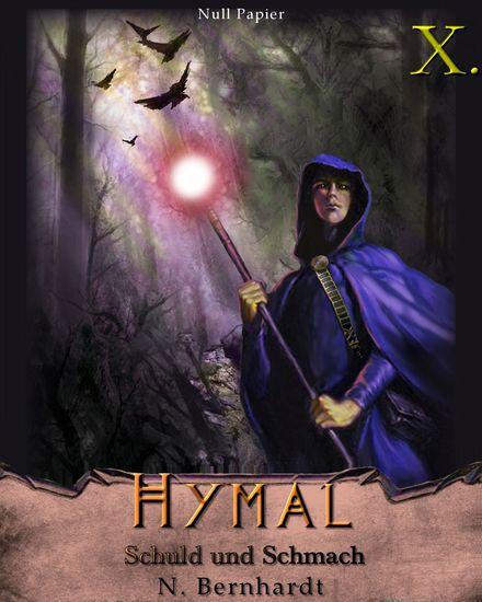 Der Hexer von Hymal Buch X - Schuld und Schmach - cover