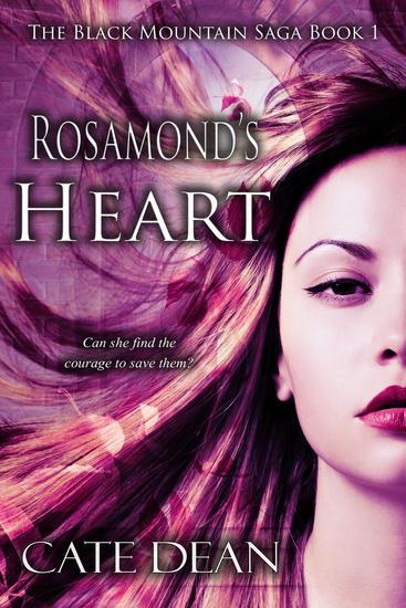 Rosamond's Heart - The Black Mountain Saga #1 - cover