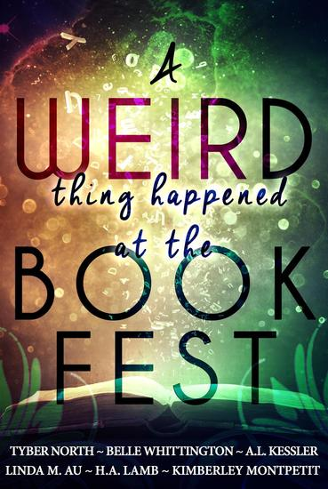 A Weird Thing Happened at the Book Fest - cover