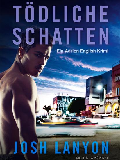 Tödliche Schatten - Ein Adrien-English-Krimi - cover