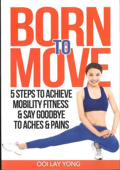 Born To Move - cover