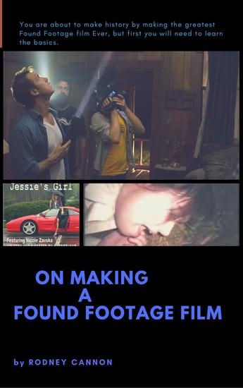 On Making A Found Footage Film - cover