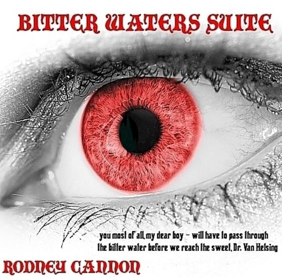 Bitter Waters Suite Episode One - BITTER WATERS SUITE #1 - cover