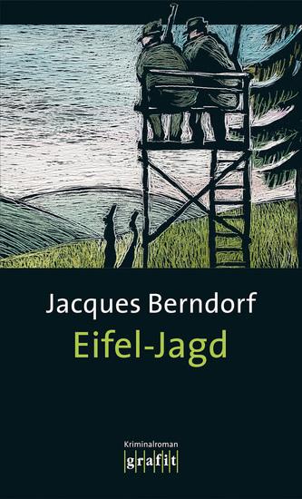 Eifel-Jagd - Der 7 Siggi-Baumeister-Krimi - cover