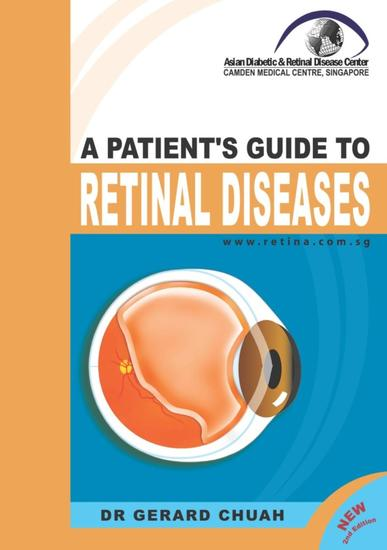 A Patient's Guide To Retinal Diseases - cover