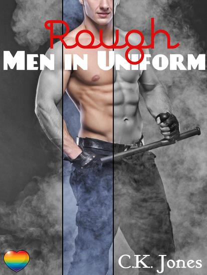 Rough Men in Uniform - cover