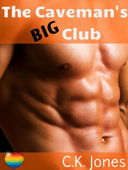 The Caveman's Big Club - cover