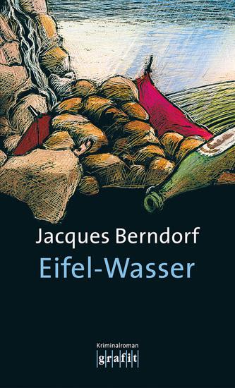 Eifel-Wasser - Der 10 Siggi-Baumeister-Krimi - cover