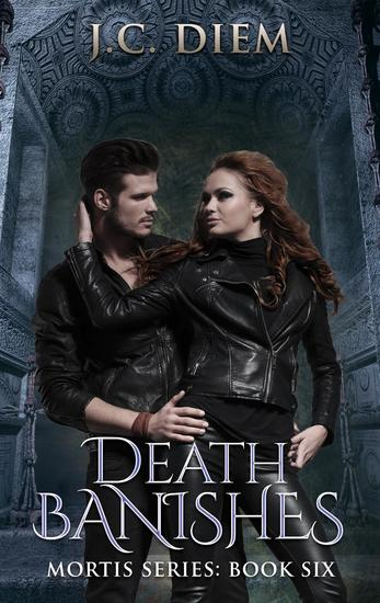 Death Banishes - Mortis Vampire Series #6 - cover