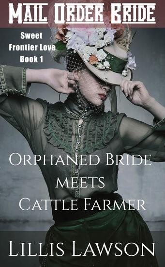 Orphaned Bride Meets Cattle Farmer - Colorado Cowboys Looking For Love #1 - cover