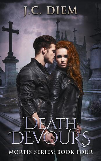 Death Devours - Mortis Vampire Series #4 - cover