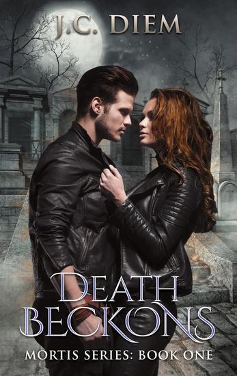 Death Beckons - Mortis Vampire Series #1 - cover