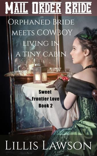 Orphaned Bride Meets Cowboy Living In A Tiny Cabin - Colorado Cowboys Looking For Love #2 - cover