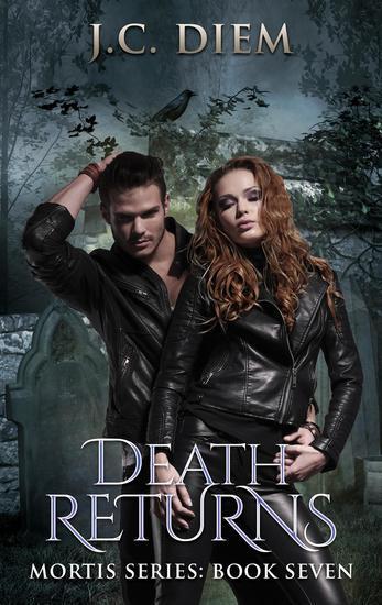 Death Returns - Mortis Vampire Series #7 - cover