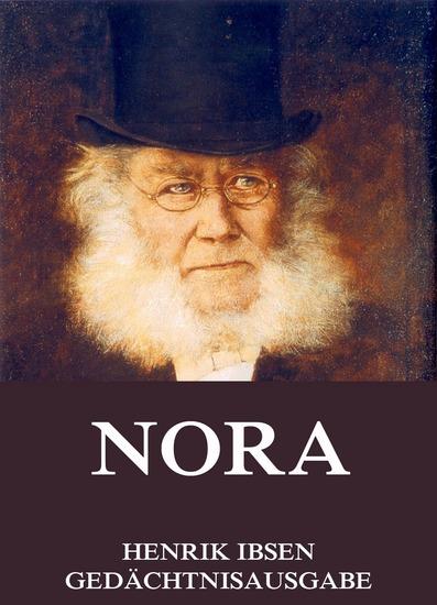 Nora oder ein Puppenheim - Erweiterte Ausgabe - cover