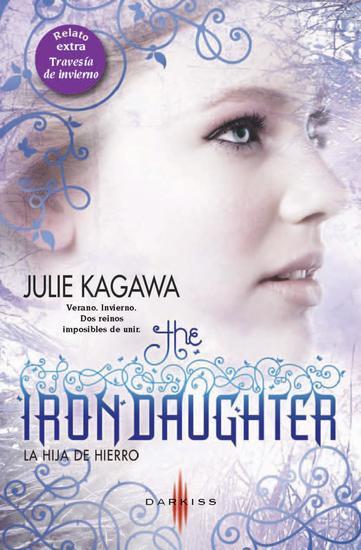 La hija de hierro Travesía de invierno - cover