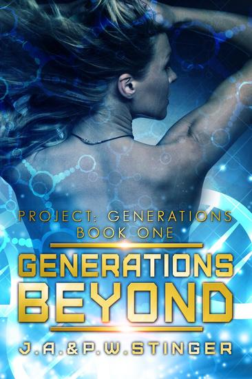 Generations Beyond - Project: Generations #1 - cover
