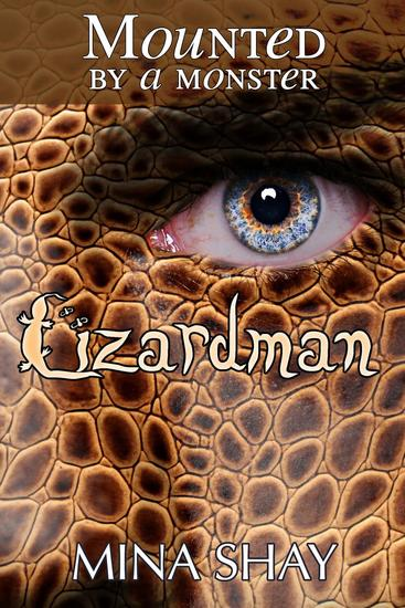 Mounted by a Monster: Lizardman - cover