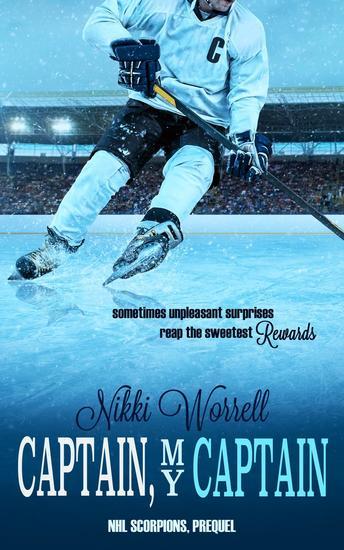 Captain My Captain - NHL Scorpions - cover
