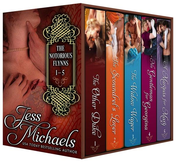 The Notorious Flynns Bundle - The Notorious Flynns - cover