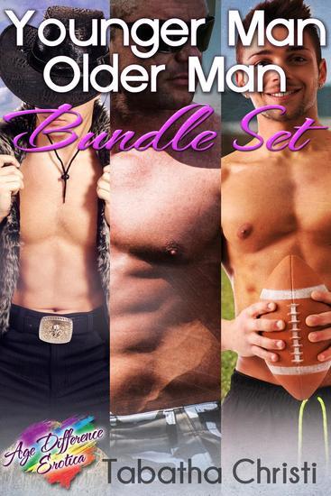 Younger Man Older Man Bundle - cover
