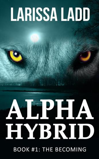 Alpha Hybrid: The Becoming - Cavern of Light #1 - cover