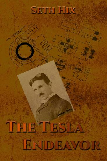 The Tesla Endeavor - cover