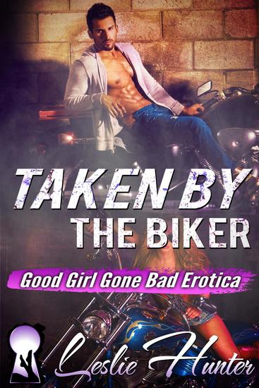 Taken By The Biker - cover