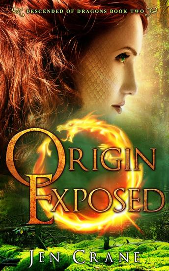 Origin Exposed - Descended of Dragons #2 - cover