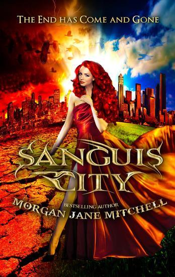 Sanguis City - Sanguis City #1 - cover