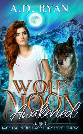 Wolf Moon - Blood Moon Trilogy #2 - cover