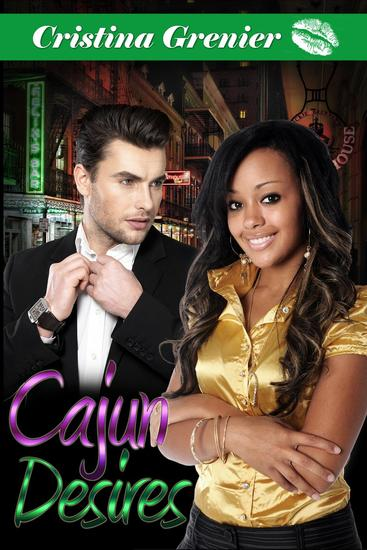 Cajun Desires (bwwm romance) - cover