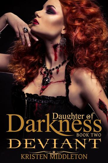 Deviant - Jezebel's Journey Book Two - Daughters of Darkness #2 - cover