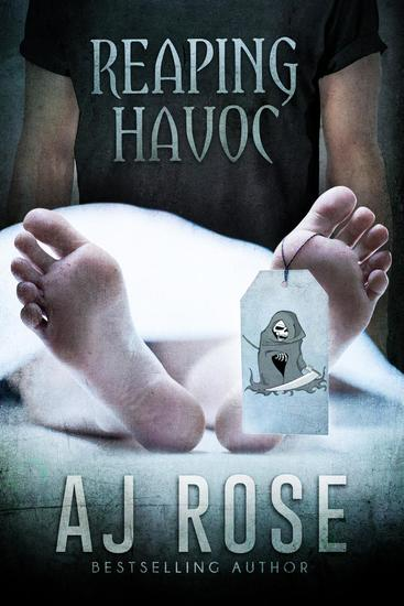 Reaping Havoc - Reaping Havoc #1 - cover
