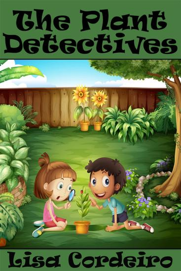 The Plant Detectives - cover