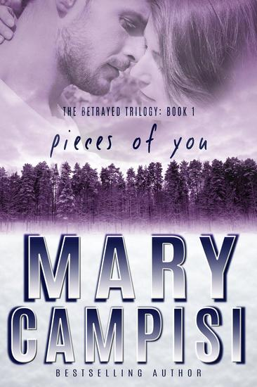 Pieces of You - The Betrayed Trilogy #1 - cover