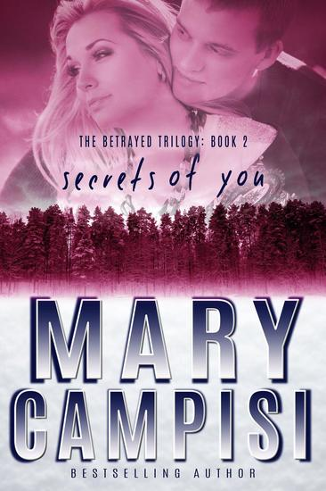 Secrets of You - The Betrayed Trilogy #2 - cover