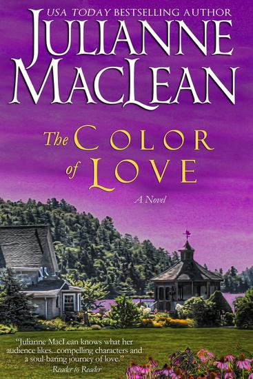 The Color of Love - The Color of Heaven Series #6 - cover