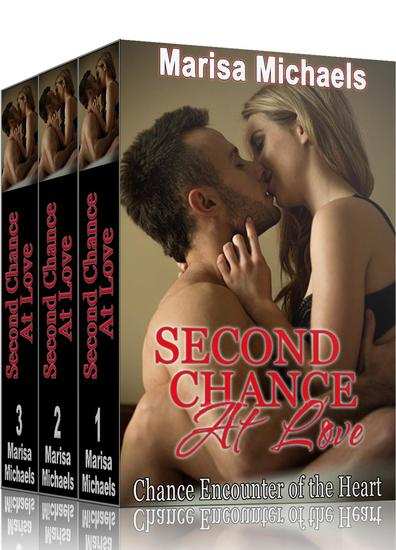 Second Chance at Love: Chance Encounter of the Heart (3 Book Boxed Set) - cover