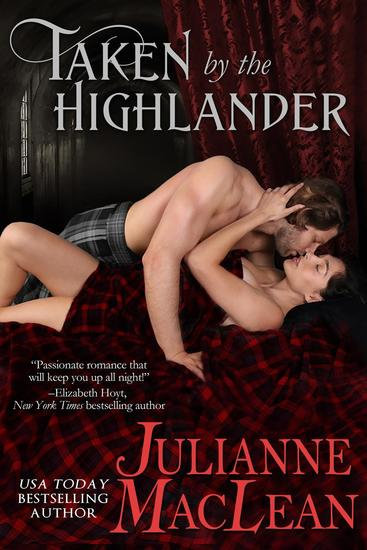 Taken by the Highlander - The Highlander Series #5 - cover