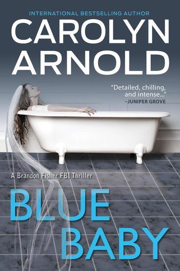 Blue Baby - Brandon Fisher FBI Series #4 - cover