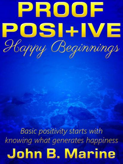 Proof Positive: Happy Beginnings - Proof Positive #1 - cover
