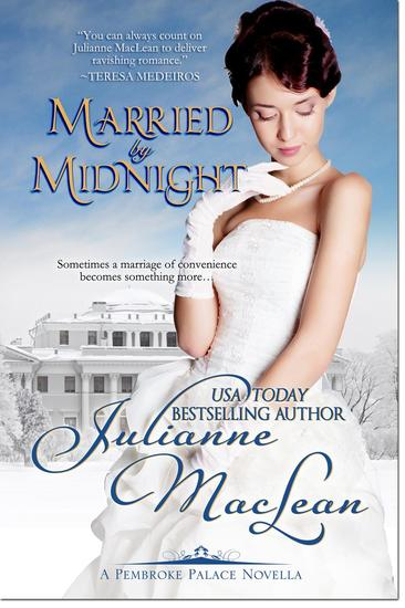 Married by Midnight - Pembroke Palace Series #4 - cover