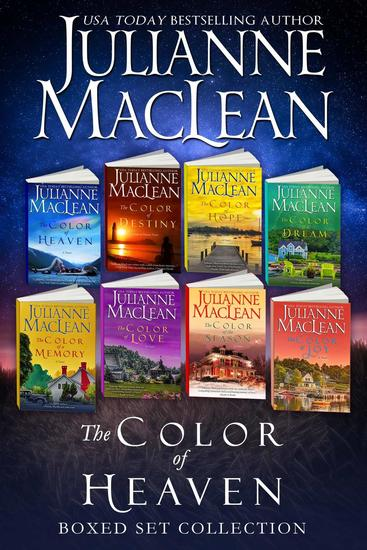 The Color of Heaven Series Collection - The Color of Heaven Series - cover