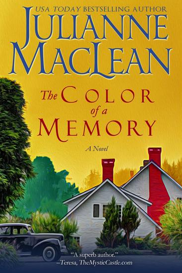The Color of a Memory - The Color of Heaven Series #5 - cover