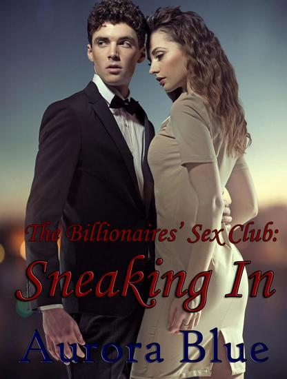 Sneaking In - cover