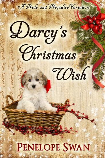 Darcy's Christmas Wish: A Pride and Prejudice Variation - cover