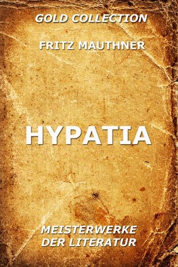 Hypatia - Erweiterte Ausgabe - cover
